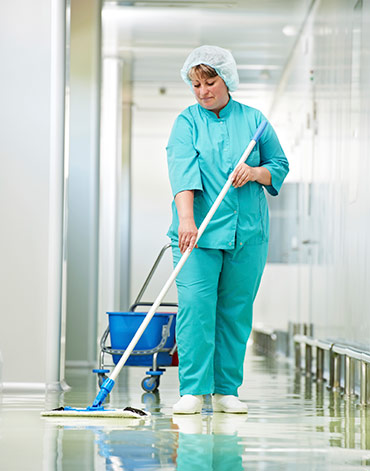Bellevue Medical Building Cleaning